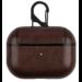Merk 123watches Apple AirPods PRO leather hard case - dark brown