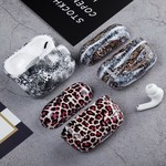 123Watches Apple AirPods PRO print hard case - leopard