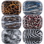 123Watches Apple AirPods PRO print hard case - tiger