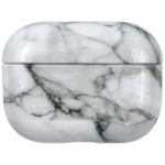 123Watches Apple AirPods PRO marble hard case - white