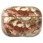 123Watches Apple AirPods PRO marble hard case - brown