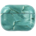 Merk 123watches Apple AirPods PRO marmer hard case - turquoise