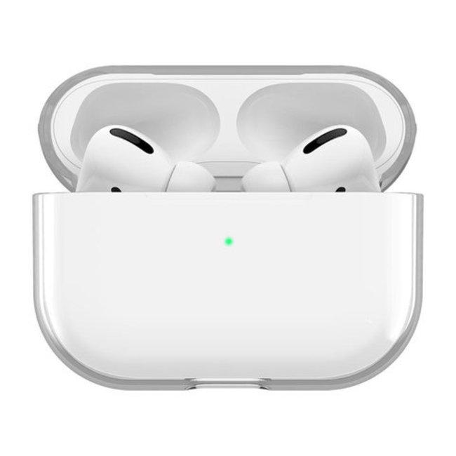 Apple AirPods PRO transparent hard case - transparent