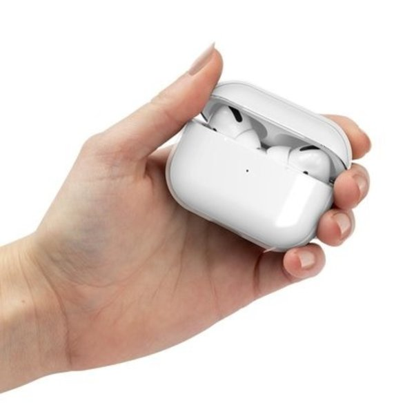 123Watches Apple AirPods PRO transparent hard case - transparent