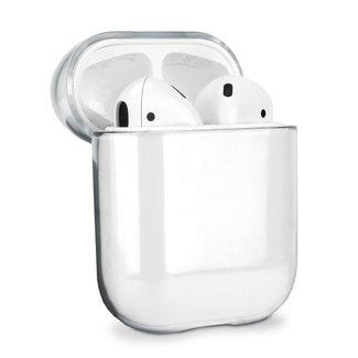 Merk 123watches Apple AirPods 1 & 2 transparent hard case - transparent