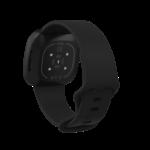 123Watches Fitbit Versa 3 / Sense sport band - black