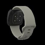 123Watches Fitbit Versa 3 / Sense sport band - gray