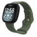 123Watches Fitbit Versa 3 / Sense sport band - green