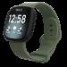 Merk 123watches Fitbit Versa 3 / Sense sport band - groen