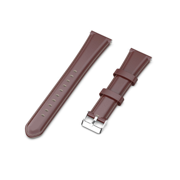 123Watches Samsung Galaxy Watch leather band - light brown