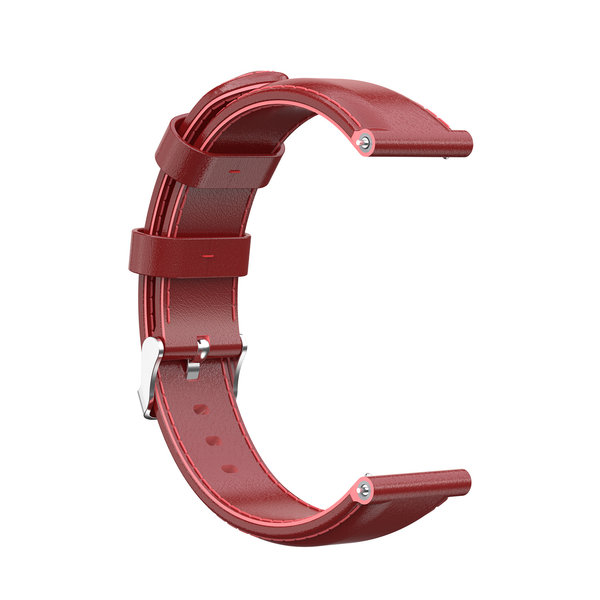 123Watches Bracelet apprendre Samsung Galaxy Watch - rouge