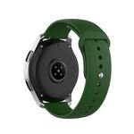 123Watches Samsung Galaxy Watch silicone band - legergroen