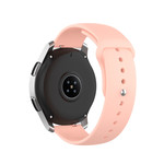 123Watches Samsung Galaxy Watch silicone band - roze
