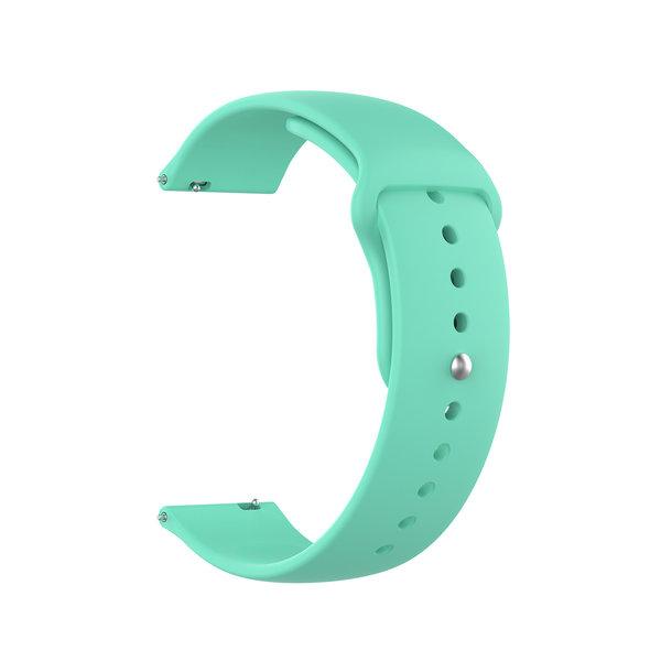 123Watches Samsung Galaxy Watch silicone band - tahoe blauw
