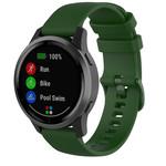 123Watches Bracelet en boucle en silicone Samsung Galaxy Watch - vert