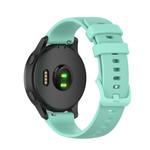 123Watches Bracelet en boucle en silicone Samsung Galaxy Watch - bleu tahoe
