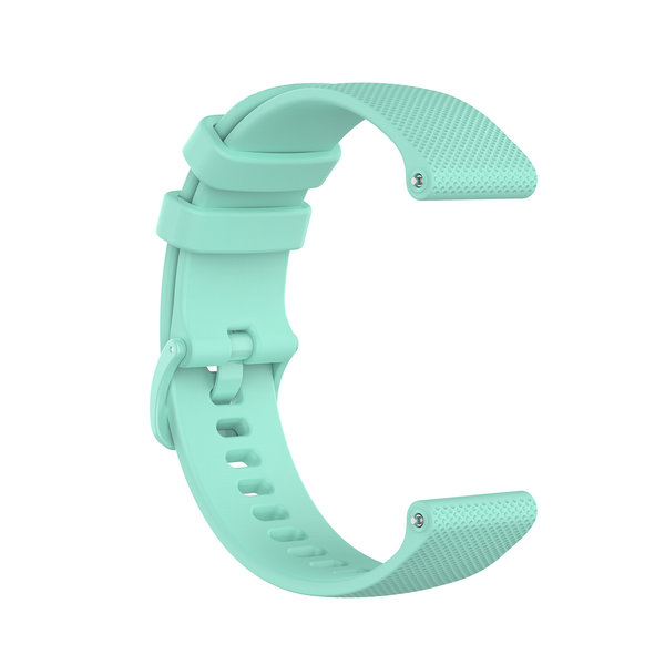 123Watches Samsung Galaxy Watch silicone belt buckle band - tahou blue