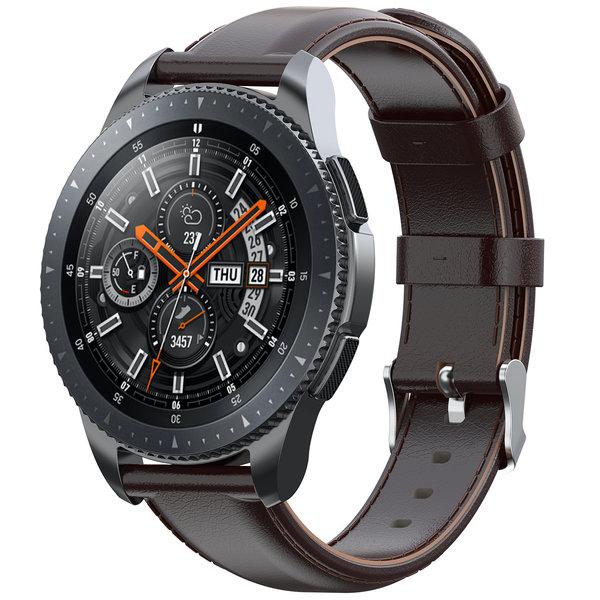 123Watches Bracelet apprendre Huawei watch GT - marron foncé