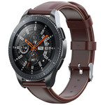 123Watches Huawei watch GT leather band - light brown