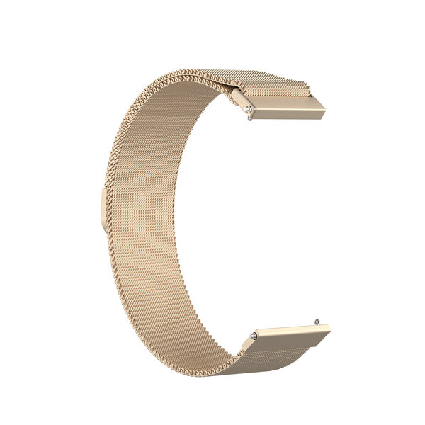 123Watches Huawei watch GT milanese band - champagne