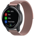 123Watches Huawei watch GT milanese band - rose rood