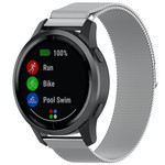 123Watches Huawei watch GT milanese band - silver