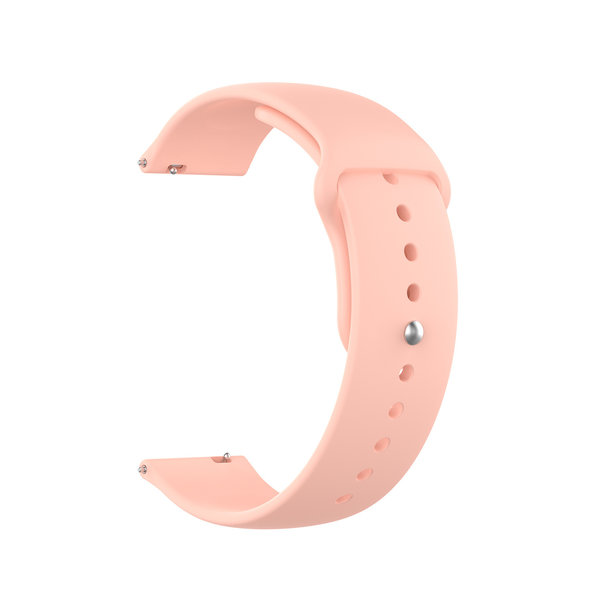 123Watches Huawei watch GT silicone band - roze