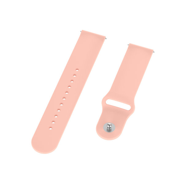 123Watches Bracelet en silicone Huawei watch GT / fit - rose