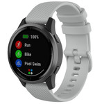 123Watches Huawei watch GT silicone gesp band - grijs