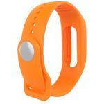 123Watches Bracelet en boucle en silicone TomTom Touch - orange