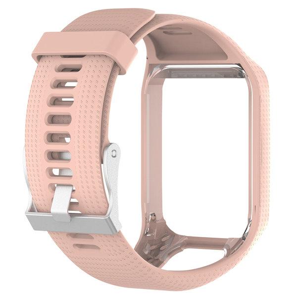 123Watches Bracelet en silicone TomTom Runner / Spark / Adventure - kaki