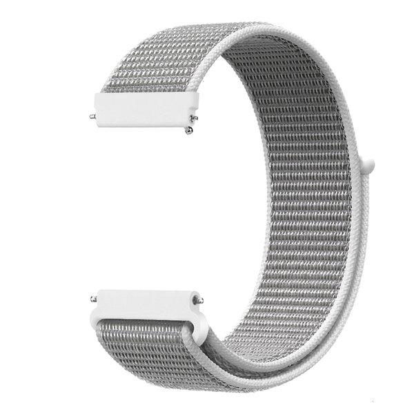 123Watches Bracelet Sport en Nylon pour Samsung Galaxy Watch - coquillage