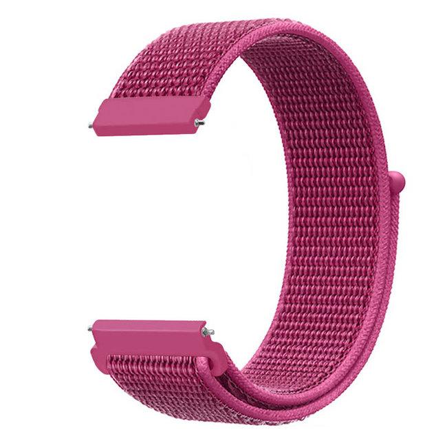 123Watches Samsung Galaxy Watch nylon sport band - dragon fruit