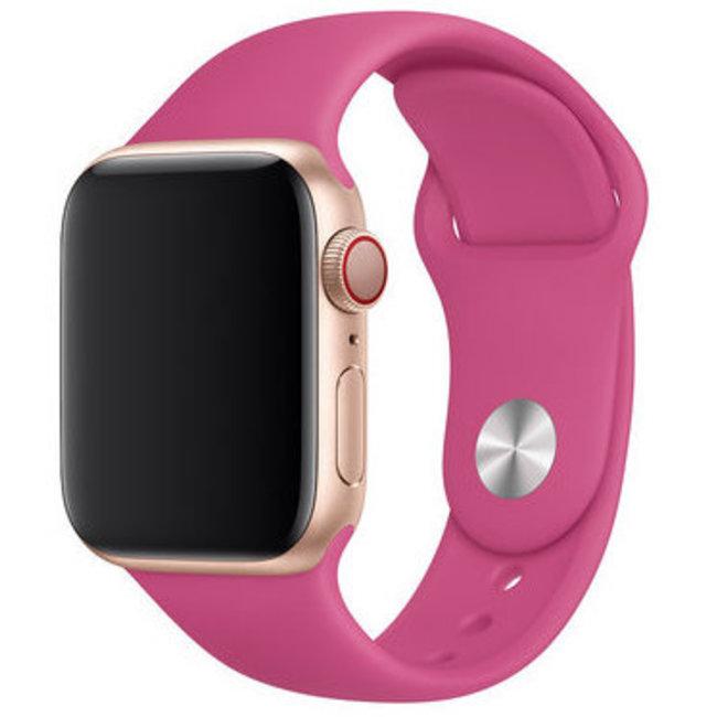 Apple watch sport band - dragon fruit