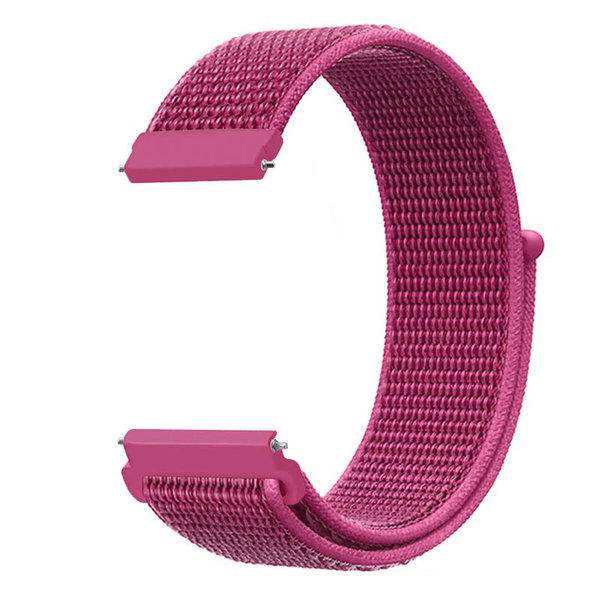 123Watches Garmin Vivoactive / Vivomove nylon sport band - draken fruit