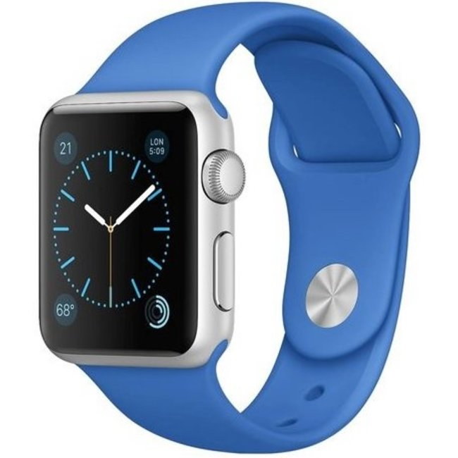 123Watches Apple watch sport band - royalblue