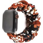 123Watches Apple watch scrunchie band - lily