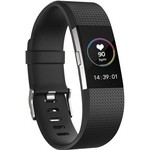 123Watches Fitbit charge 2 sport band - zwart