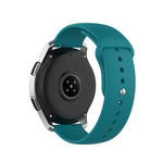 123Watches Polar Ignite silicone band - groen