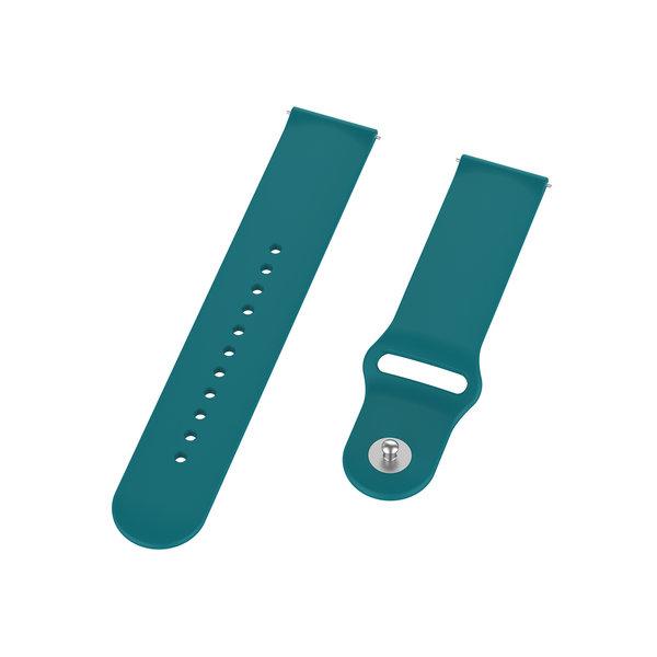 123Watches Bracelet en silicone Polar Vantage M / Grit X - blanc - Copy