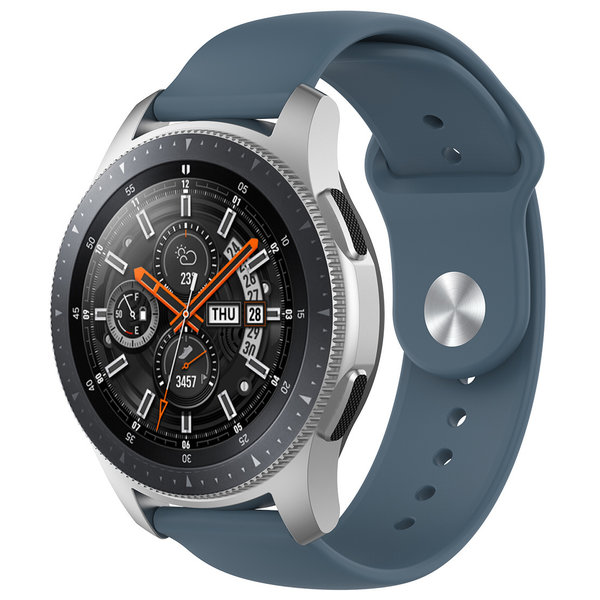 123Watches Polar Vantage M / Grit X silicone band - leisteen