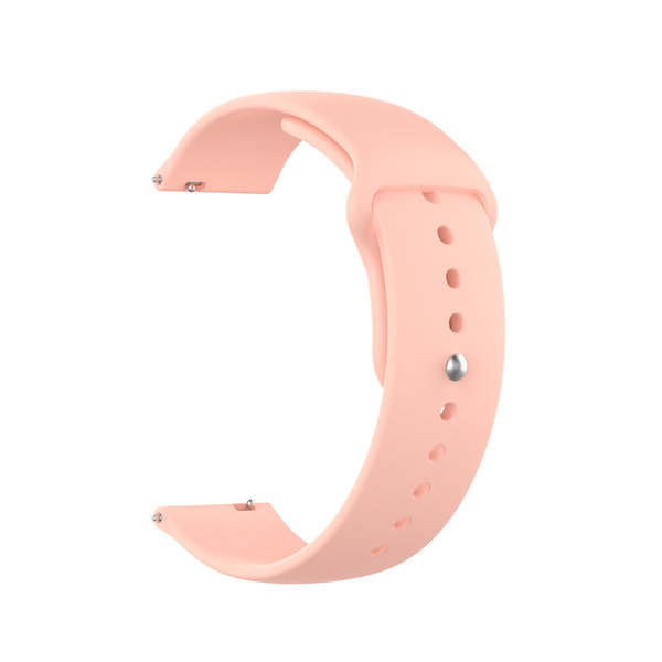 123Watches Polar Ignite silicone band - pink
