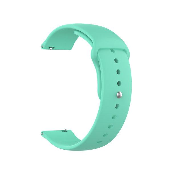 123Watches Bracelet en silicone Polar Vantage M / Grit X - bleu tahoe