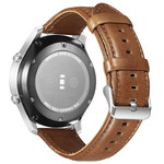 123Watches Polar Ignite genuine leather band - light brown