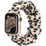 123Watches Apple Watch Scrunchie Band - Panthère
