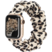 123Watches Apple watch scrunchie band - panter