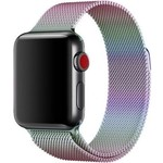 123Watches Apple watch milanese band - colorful