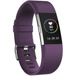 123Watches Fitbit charge 2 sport band - paars
