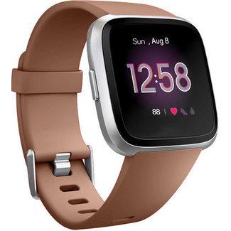 Merk 123watches Fitbit versa sport band - brown