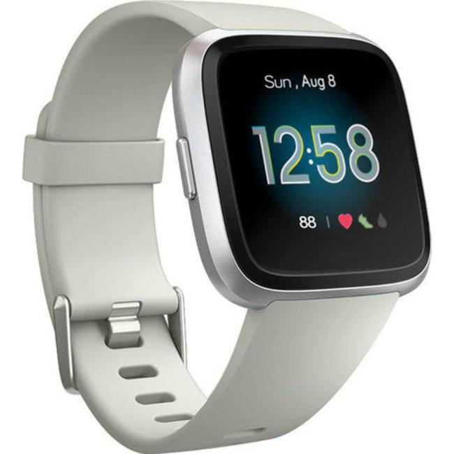 Fitbit versa sport band - light gray
